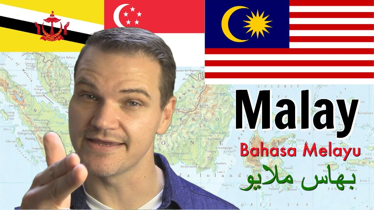The Malay Language Bahasa Melayu Youtube
