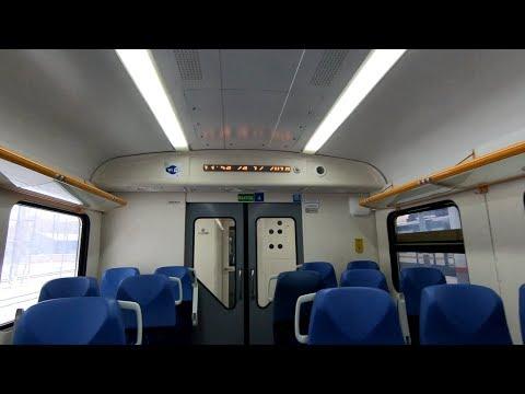 ЭД4М-0501, маршрут: Одинцово - Москва (Экспресс)