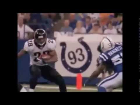 Tribute To Jaguars Legend Fred Taylor #28