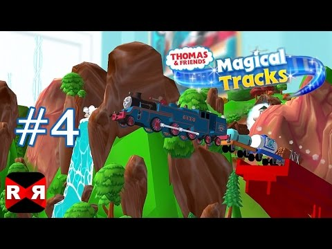 Thomas and Friends: Magical Tracks  Kids Train Set  All Surprise Packs & Characters Unlocked 4
