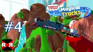 Repeat youtube video Thomas and Friends: Magical Tracks - Kids Train Set - All Surprise Packs & Characters Unlocked #4