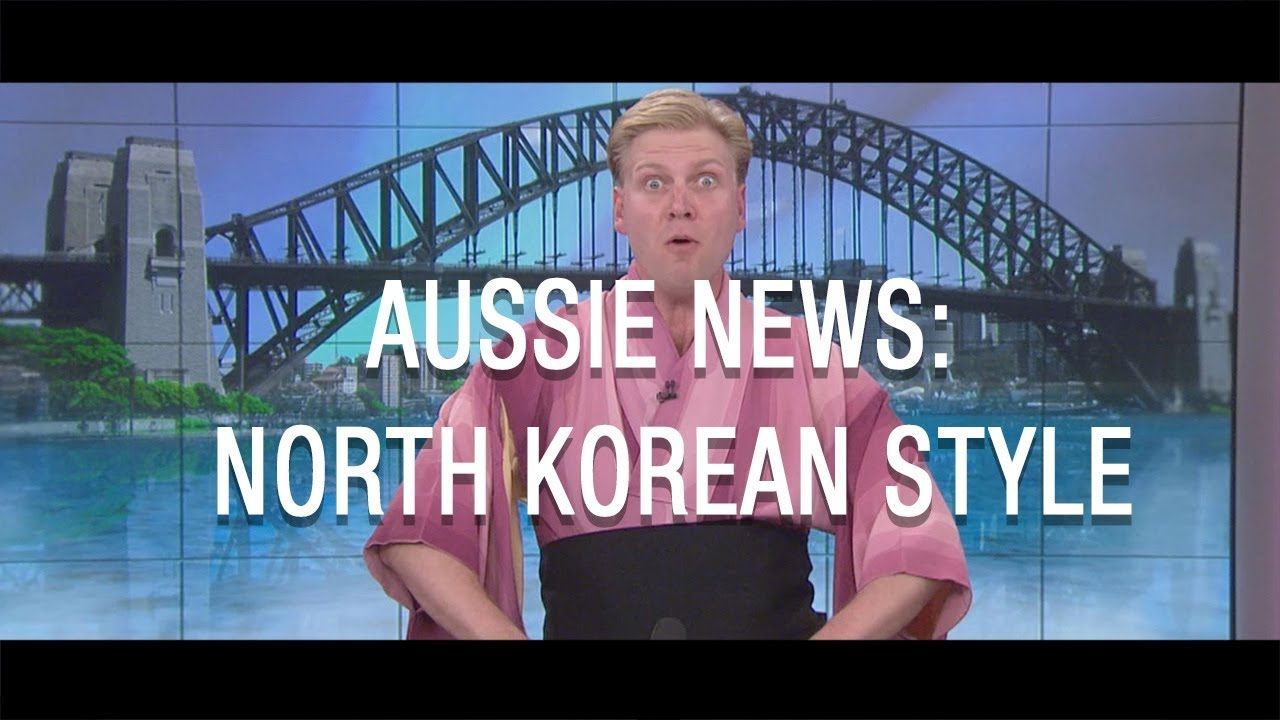 Aussie News: North Korean Style