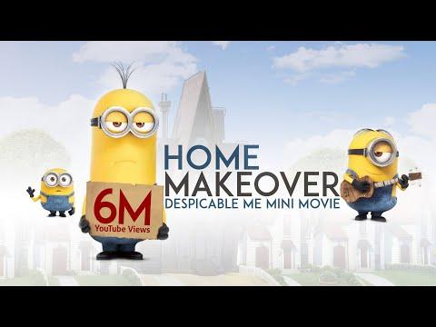 Minionii - Redecorarea casei