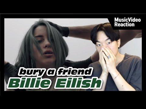 Billie Eilish - Bury A Friend [Reaction]