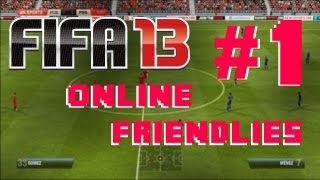 FIFA 13 - Online Friendlies #1 | Bayern v PSG (Highlights)