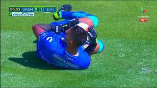 embeded bvideo Resumen | Pumas UNAM 1 - 1 Santos Laguna | Liga MX - Apertura 2018 - Jornada 17 | Club Santos Laguna