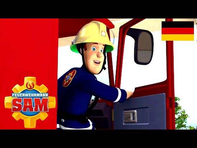 Feuerwehrmann Sam Deutsch Neue Folgen | Ein Ausflug ins Wasser 🚒 Gegen die Flammen | Kinder Cartoon