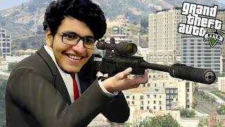 I Became a HITMAN in GTA 5