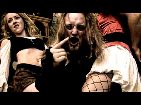 Orden Ogan feat. Majk Moti - We Are Pirates (HD / HQ)