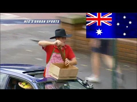 Neg's Pizza Delivery - Balls of Steel Australia