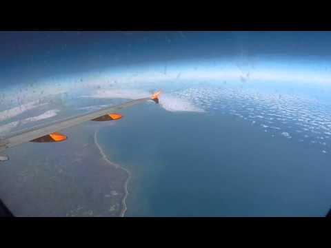 EasyJet flight from Bristol (BRS) to Marrakech (RAK) Full Flight