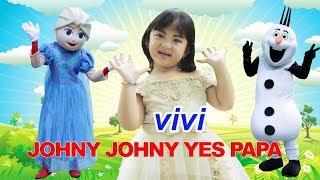 JOHNY JOHNY YES PAPA - LAGU ANAK PALING NGETOP - VIVI