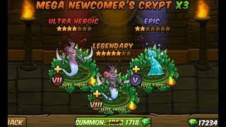 Beast Tourney +guild crypt +mega newcomers crypt +evo