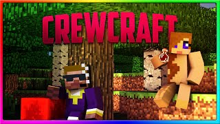 Minecraft Crewcraft - Interior Crocodile Alligator! (Season 3 Episode 7)