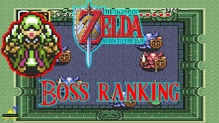 A Link to the Past - Boss Ranking