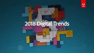2018 Adobe Digital Trends thumbnail