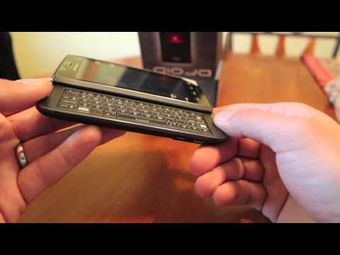 Motorola Droid 4 Unboxing and Review D4