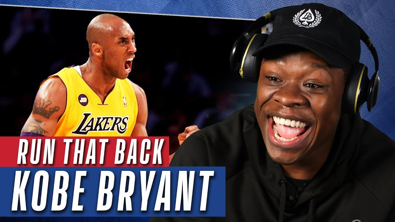 YouTubers React to Kobe Bryant's Best Highlights | Run That Back