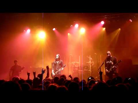 Alter Bridge - All Hope Is Gone, Live @ Arenan 2010