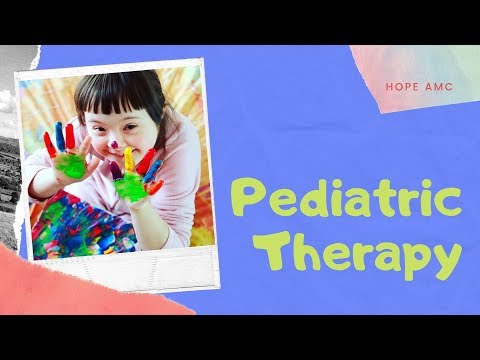 Pediatric Therapy: Treatment for Children with Various Disorders
