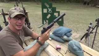 How Do Suppressors Affect Bullet Velocity?