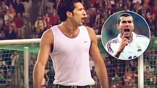 Ce qu a fait Figo avant un penalty de Zidane montre à quel point le Français était fort Oh My Goal