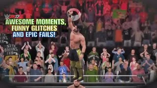 WWE 2K17 Funny glitches,awesome moments and epic fails #2 !