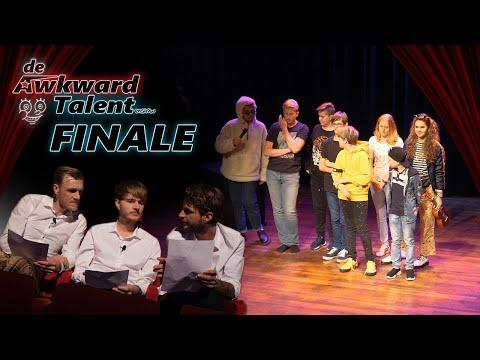 DE FINALE - De Awkward Talentenshow 2019 | Pascal