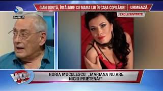 WOWBIZ (16.07.) - Horia Moculescu: