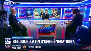 Cette troisième place sonne-t-elle la fin de la « génération dorée » de la Belgique ?