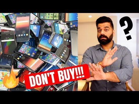 Don't Buy CHEAP Phones🔥🔥🔥