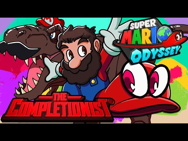 Super Mario Odyssey Review | The Completionist