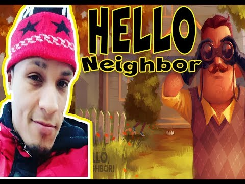 HELLO Neighbor - SERIOUS MAN