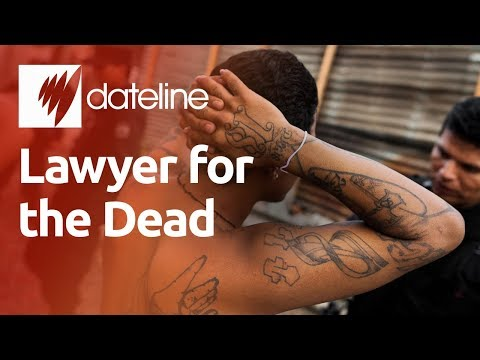 Lawyer for the Dead