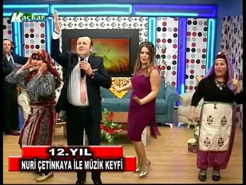 NURİ ÇETİNKAYA İLE MÜZİK KEYFİ 3 MART 2018 KAÇKAR TV