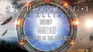 Stargate SG-1: The Alliance PC | M02AB First Part of the Artifact @ 1080p