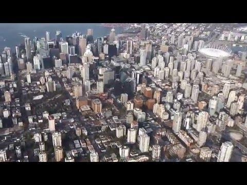 Harbour Air | C-FAXI | Vancouver Harbour - Horsehoe Bay | **FULL FLIGHT**