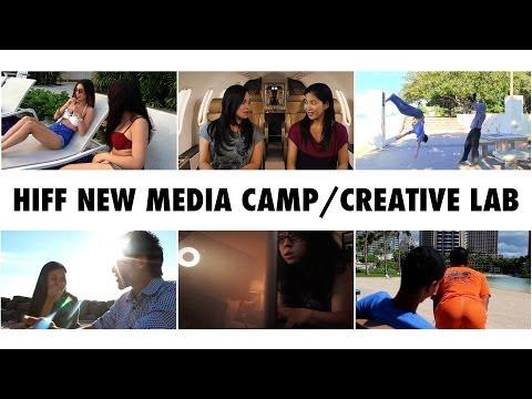 HIFF New Media Camp/Creative Lab (Trailer)