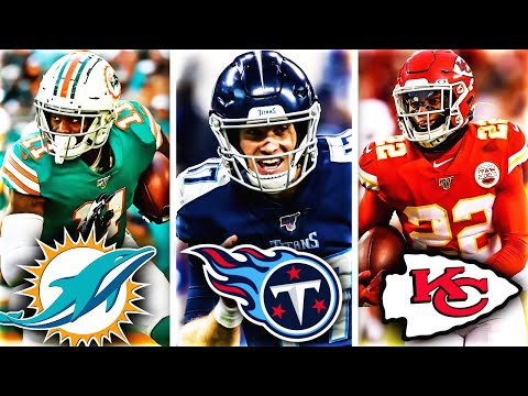 Every NFL Team's Biggest BREAKOUT Player from the 2019 Season