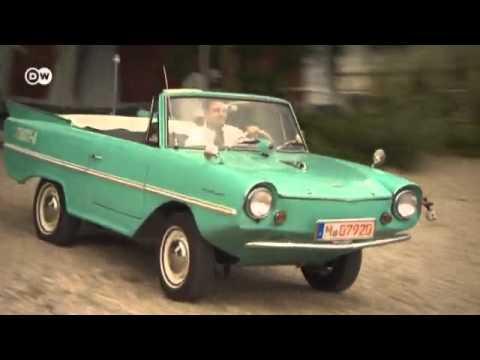 Con estilo: Amphicar | Al Volante