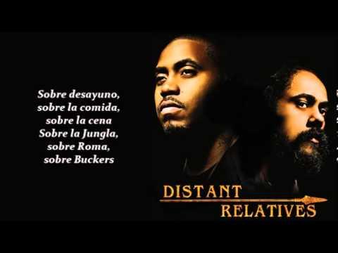 Damian Marley ft  Nas - Tribes at War (subtitulado en español)
