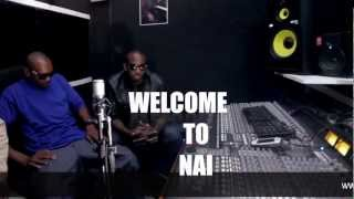 B-Reign Feat. Kayvo - Welcome To Nai (In Studio Interview & Footage)