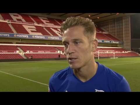 INTERVIEW | Michael Morrison on Forest defeat | Nottingham Forest 3-1 Birmingham City