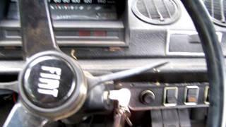 Fiat 133 Seat 133