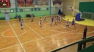 Баскетбол мужчины Брест Минск 21 09 2019