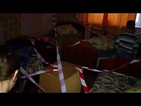Лагерь выходного дня КИД-клуб - Хэллоуин - Лабиринты Ужасов 2012