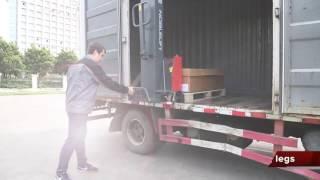 видео штабелеры ручные и штабелеры электрические