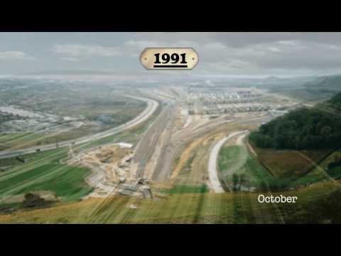 The Channel Tunnel: A Journey Through Time
