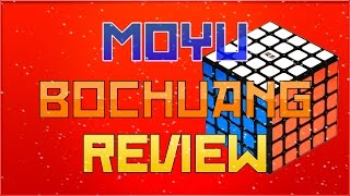 MOYU BOCHUANG GT 5x5 REVIEW [MoYu-Cube]