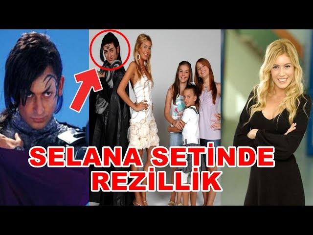 Selena Dizisinin Setinde YaÅŸanan Rezillik